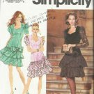 Simplicity Pattern-Misses Dress in Sizes 8-14
