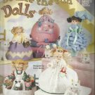 Crochet Doll Clothing Pattern Leaflet-Crochet Double The Fun Dolls-Annie's Attic