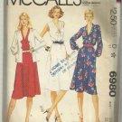 """Vintage Pattern-Misses Jacket and Dress-Size 10-Bust 32 1/2"""""""