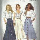 Pattern-Fast & Easy-Misses Skirt in Sizes 12-14-16