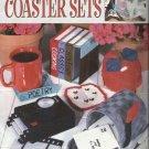 Plastic Canvas Pattern-Cute N Cleaver Coaster Sets