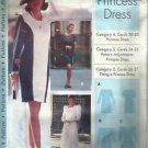 Pattern-Misses Princess Dress in Sizes 14-22