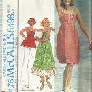 Vintage Pattern-Carefree Misses Classic Dress or Top-Sizes 14, Bust 36  SUMMER