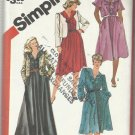 Plus Size Pattern-Women's Pullover Dress &  Unlined Jacket-Sizes 40-42-44-46