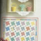 Quilt Patterns-Fat Quarter Small Quilts-25 Projects You Can Make in a Day