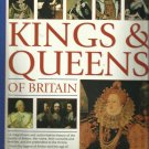 The Illustrated Encyclopedia of the KINGS & QUEENS Of Britain-Pictorial