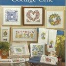 Cross Stitch Pattern Booklet-Cottage Chic-Jeanette Crews Designs
