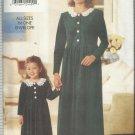 Pattern-Mother & Daughter-Misses/Children Dress-Sz. XS-L