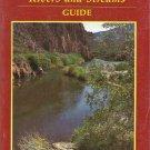 Arizona Rivers and Streams Guide-1989 Arizona State Parks
