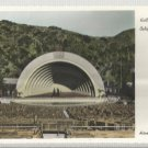 Vintage Real Photo Postcard-Hollywood Bowl, Calif. Actual Photo Co.-W. Germany