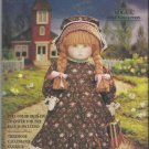 "Vogue Craft Doll Pattern-Linda Carr-18"" Doll & Clothes-Heat Set Transfer Face"