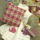 Crochet Pattern Booklet-How To Crochet On A Roll-5 Great Projects