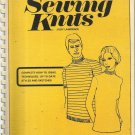 Vintage-Sewing Knits by Judy Lawrence-Complete How To Ideas-Techniques