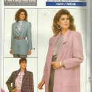 Pattern-Family Circle-Yes It's Easy Misses Jacket in Sizes 12-14-16