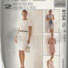 Pattern-Misses 2 Hour 1 & 2 Piece Dress-Sizes 8-10-12