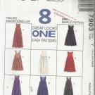 Pattern 8 Great Looks-Easy Misses Summer Pullover Jumper-Sizes Xsm-Sml-Med