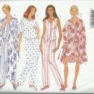 Pattern-Very Easy Robe-Belt-Top-Shorts & Pants-Sizes L-XL