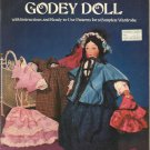 Pattern Booklet-Easy to Make Godey Doll-Patterns For Complete Wardrobe