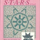 Quilt Patterns-Template Free STARS-Rotary Cut & Piece in Half The Time-Parroll