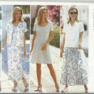 Pattern-French Connection-Easy Misses Shirt-Dress & Skirt-Sizes 14-16-18