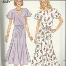 Pattern-Fast & Easy Misses Dress in Sizes 14-16-18   Easter-Spring-Summer