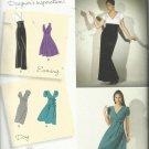 Pattern-Designer Inspiration-Misses Dress With Skirt Variation  6-8-10-12-14
