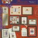 Cross Stitch Pattern Booklet-Red Hot Mamas Number 1-Jeanette Crews Designs