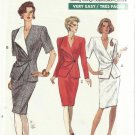 VOGUE Pattern-Very Easy Misses Top & Skirt in Sizes 14-16-18