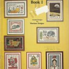 Cross Stitch Pattern Booklet-Stamps That Are Truly A Treasure To Own Book 1