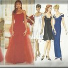Pattern-Classic Easy Misses Dress in Sizes 14-16-18-Prom Or Formal Wear