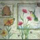 "Cross Stitch Kit-Morning Praise by Susan Winget-Finished Size 12"" x 10""  Unopene"
