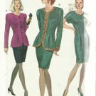 Pattern- Vogue-Very Easy Misses Jacket & Dress-Sizes 12-14-16