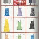 Butterick Pattern-Nine Sew Fast & Easy-Misses Dress in Sizes 12-14-16   Summer