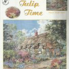 Cross Stitch Pattern-Marty Bell's Tulip Time-Beautiful!!!