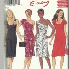 Pattern-Easy New Look-Misses Summer Dress In Sizes 6-16  SUMMER