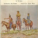 Vintage History Book-Custer High Spots by Tal Luther