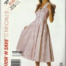 Stitch N Save McCall's Pattern-Misses Dress in Sizes 6-8-10