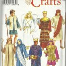 Costume Craft Pattern-Misses-Men's & Teens Nativity Costumes in Size XS-XL