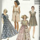 Easy McCall's Pattern-Misses Dress-Jumpsuit-Romper In Sizes 12-14-16-Summer