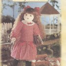 McCall's Craft Pattern-Bestsy McCall Doll With Clothes