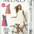 McCall's Plus Size Pattern-Easy Misses Dresses in Sizes 16-18-20-22-24