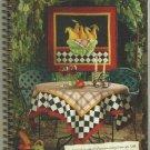 Quilt Pattern & Instruction Book-Quilts From A Gardener's Journal-Debbie Mumm