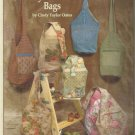 Pattern-Taylor Made Bags by Cindy Taylor Oates in Sizes Small & Large