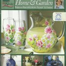 Tole Painting Pattern & Instruction Booklet-Donna Dewberry-Home & Garden-Enamals