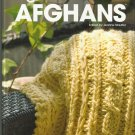 Pattern Book-Big Needle Knit AFGHANS