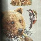 Cross Stitch Pattern Book-Cross Stitch Animal Collection-Mayhew-Safari-Ocean Lif