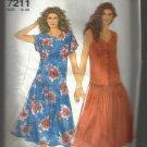 It's So Easy It's Simplicity Pattern-Misses Summer Dresses-Sz 8-20