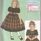Simplicity Daisy Kingdom Pattern--Child's Dress & Capelet Sz. 5-6-7-8  Christmas