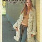 Knitting Pattern Booklet-Patons Designer Series Urban Neutrals