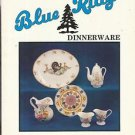 Southern Potteries Inc.-Blue Ridge Dinnerware-Illustrated Value Guide-3rd Ed.